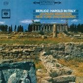 Berlioz: Harold en Italie, Op. 16 (Remastered) by Leonard Bernstein