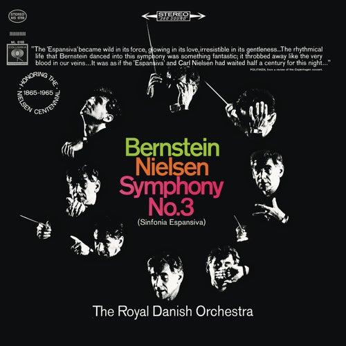 Nielsen: Symphony No. 3, Op. 27 & Symphony No. 5, Op. 50 (Remastered) by Leonard Bernstein