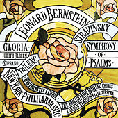 Poulenc: Gloria - Stravinsky: Symphony of Psalms (Remastered) by Leonard Bernstein