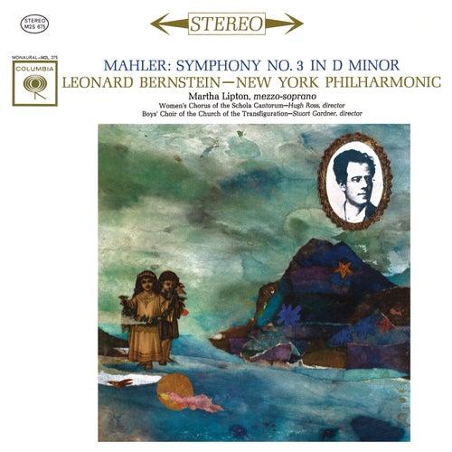 Mahler: Sympony No. 3 in D Minor by Leonard Bernstein