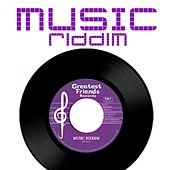 Music Riddim by Various Artists