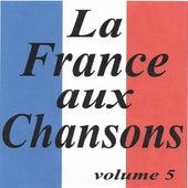 La France aux chansons volume 5 by Various Artists