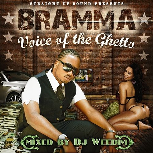 Voice Of The Ghetto by Straight Up Sound