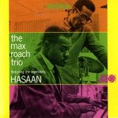 The Max Roach Trio, Featuring The Legendary Hasaan Ibn Ali de Max Roach