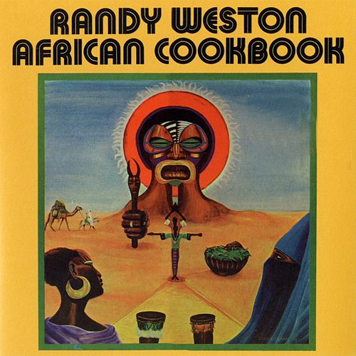 African Cookbook by Randy Weston