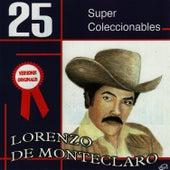 25 Super Coleccionables - Versiones Originales by Lorenzo De Monteclaro