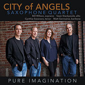 Pure Imagination by City of Angels Saxophone Quartet