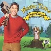 Music Time with SteveSongs, Vol. 1 by Steve Songs