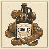 Growler by Various Artists