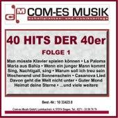 40 Hits der 40er, Folge 1 de Various Artists