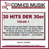 30 Hits der 30er, Folge 1 by Various Artists