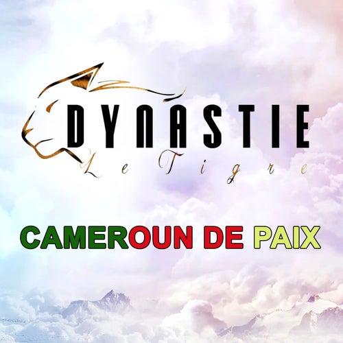 Cameroun de paix von Dynastie le tigre
