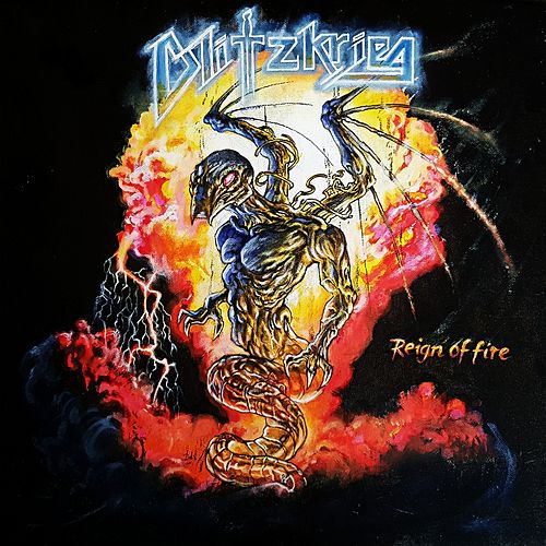 Reign of Fire by Blitzkrieg (Metal)