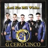 Asi Es Mi Vida (Con Banda) de Grupo G Cero Cinco