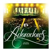 Adoradores 3 (Ao Vivo em Recife) by Adoradores Novo Tempo