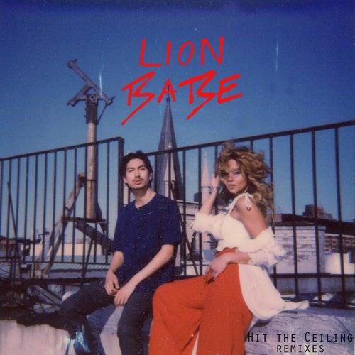 Hit the Ceiling Remixes de Lion Babe