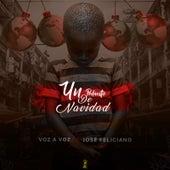 Un Pedacito De Navidad (feat. JOSE FELICIANO) de Voz A Voz
