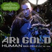 Human Maxi-Single by Ari Gold