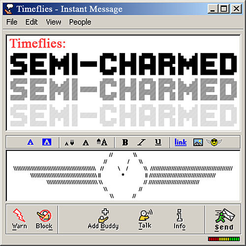 Semi-Charmed de Timeflies