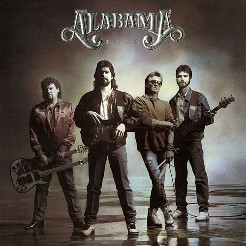 Alabama Live by Alabama