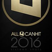All U Can Hit 2016 (Sixteen Shots) - EP von Various Artists