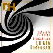 Quinta Dimensao de Beavis and Butthead