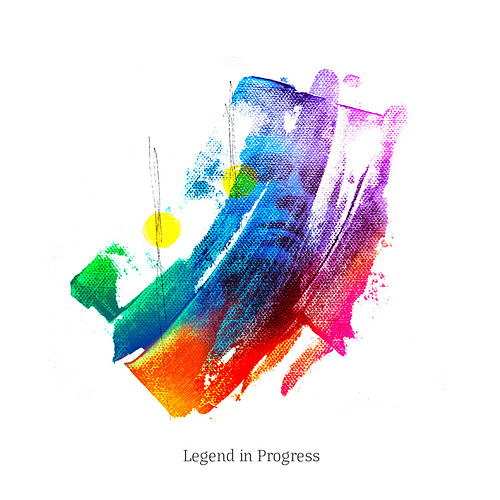 Legend in Progress von Frank Hemd