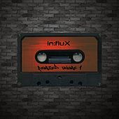 In:flux Remixed, Vol. 1 - EP by Various Artists