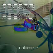 Techno Feeling, Vol. 2 - EP de Various Artists