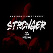 Stronger - Single by Gappy Ranks