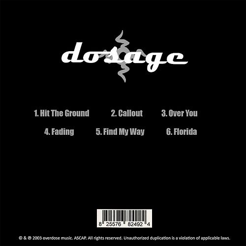 Dosage by Dosage
