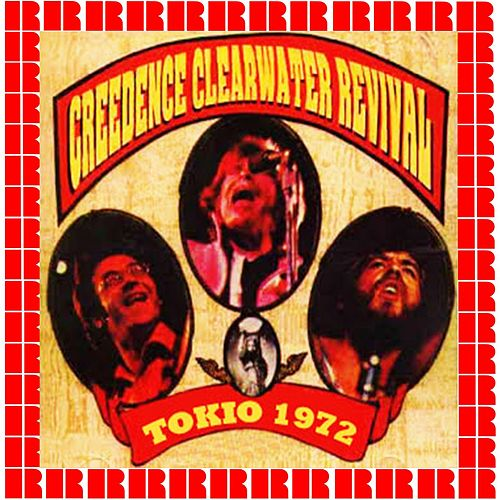Budokan, Tokyo, Japan, February 29th, 1972 de Creedence Clearwater Revival