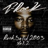 Rock Solid 2003 Vol. 2 by T-Rock