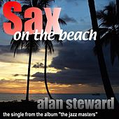 Sax on the Beach by Alan Steward