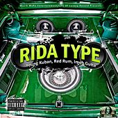 Rida Type (feat. Red Rum & Imob Gutta) de Young Kuban