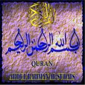 Abdul Rahman al Sudais van Quran