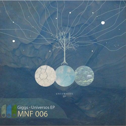 Universos - EP von Giggs