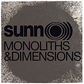 Monoliths And Dimensions von Sunn O)))