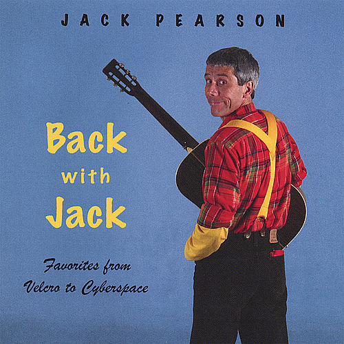 Back With Jack by Jack Pearson
