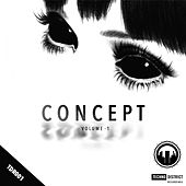Concept, Vol. 1 - EP von Various Artists