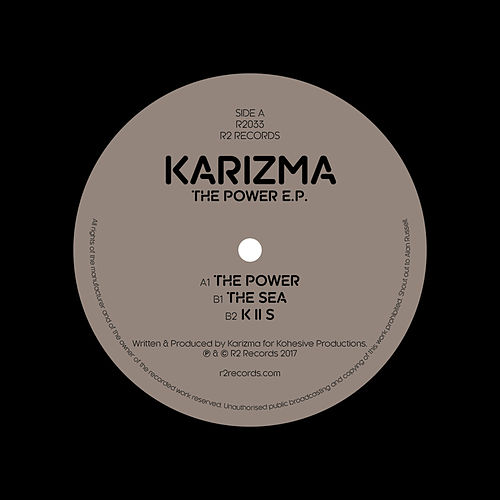The Power E.P. by Karizma