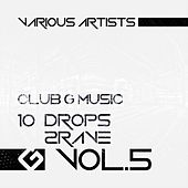 10 Drops 2 Rave, Vol. 05 - EP by Various Artists