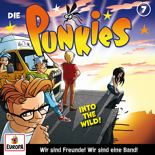 007/Into the Wild! von Die Punkies