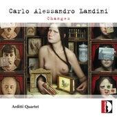Carlo Alessandro Landini: Changes (Live) by Arditti Quartet