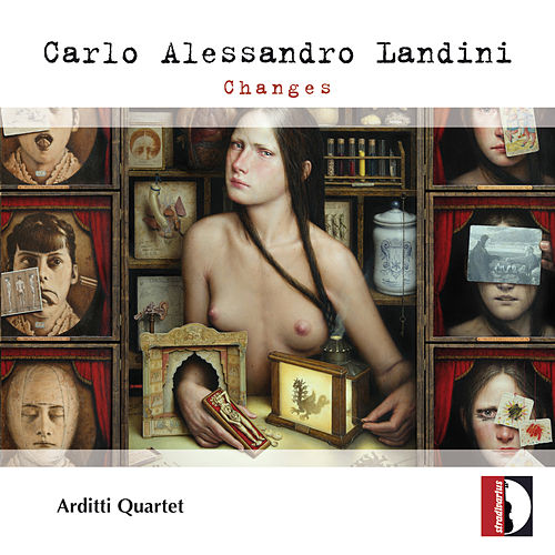 Carlo Alessandro Landini: Changes (Live) by Arditti Quartet