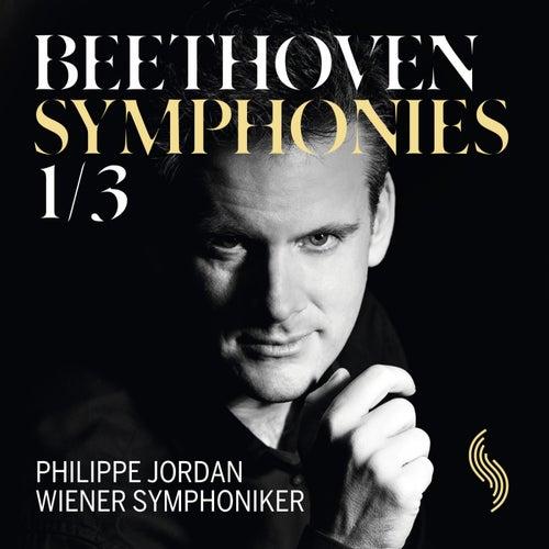 Beethoven: Symphonies Nos. 1 & 3 by Wiener Symphoniker