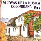 20 Joyas de la Musica Colombiana, Vol. 2 de Various Artists