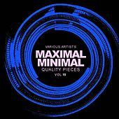 Maximal Minimal, Vol.15: Quality Pieces - EP by Various Artists