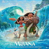 Moana (Te Hopukanga Puoro O Te Kiriata Taketake) de Various Artists