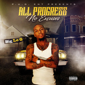 All Progress No Excuses by The Big Log